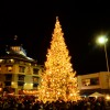 Thumbnail of Jack London Square annual tree lighting kicks off the holidays Dec. 1