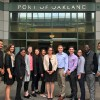 Thumbnail of Port of Oakland welcomes 20 summer interns