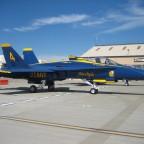 Thumbnail of Oakland International Airport hosts the Blue Angels as part of Fleet Week