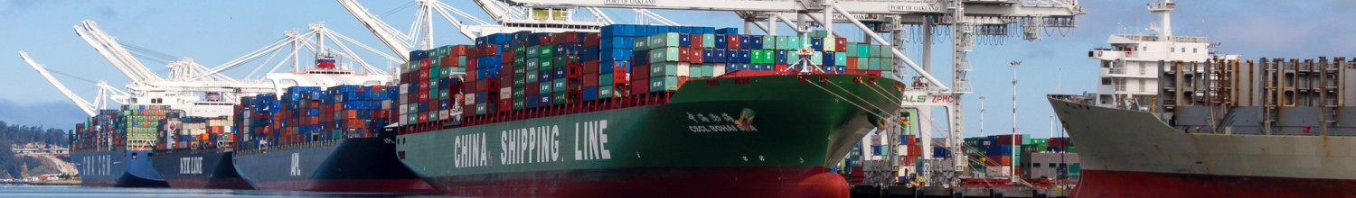 Image of Port of Oakland vessel calls to Southeast Asia up 50 percent