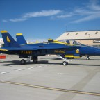 Thumbnail of Fleet Week 2019 ready for take-off from Oakland International