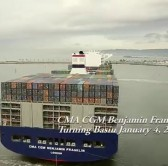 Image of CMA CGM Ben Franklin 1