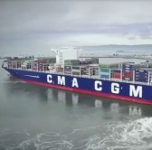 Image of CMA CGM Ben Franklin 3