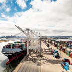 Thumbnail of Port of Oakland: Tariffs the big 'if' in cargo outlook