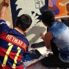 Thumbnail of Jack London Square free pop-up gallery showcases muralists and local artists