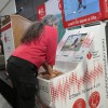 Thumbnail of Oakland International Airport will be home to two American Heart Association Hands-Only CPR training kiosks