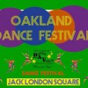 Image of Oakland Dance Festival