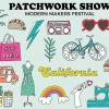 Image of Patchwork Show Oakland Makers Festival