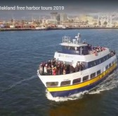 Image of Port of Oakland free harbor tours 2019