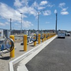 Thumbnail of Zero-emissions truck project launches at Port of Oakland