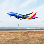Thumbnail of Southwest Airlines expands Hawaii service at Oakland International Airport