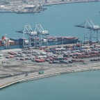 Thumbnail of Port of Oakland boss states concerns over trade war with China