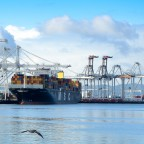 Thumbnail of Port of Oakland steps up as ships carry bigger loads than ever