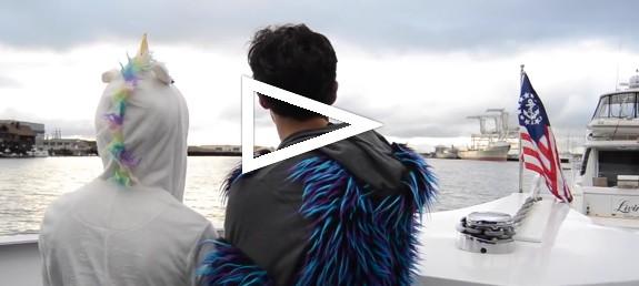 Image of Harbor tour video