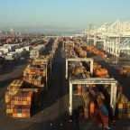 Thumbnail of Port of Oakland exports up 8.4 percent in May despite tariffs