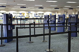 Airport Installs BorderXpress, Automated Passport Control Kiosks