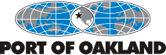 Port of Oakland Mobile Logo