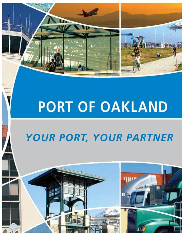 Image of Port of Oakland: Your Port, Your Partner