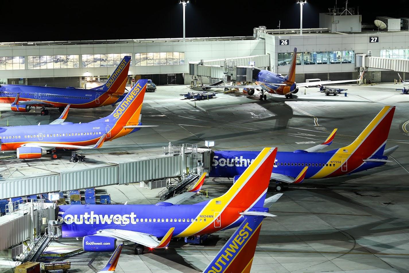 Southwest Airlines Announces Four New Nonstop Destinations