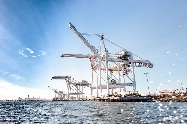 Image of Growth with Care: Port of Oakland strategic business plan 2018-2022